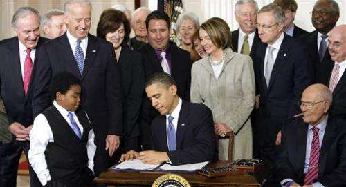 CDC: Uninsured drop by 11M since passage of Obama's law