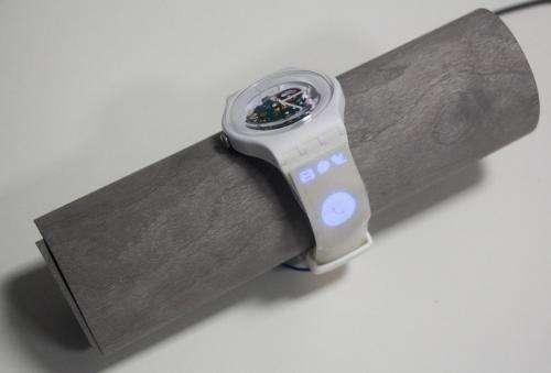 Cebit 2015: DIY printing custom touch-sensitive displays