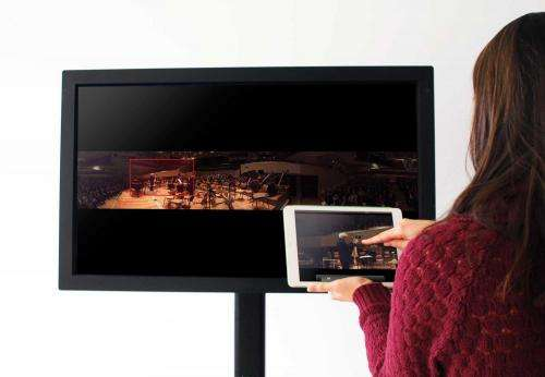 CeBIT: Panoramas for your tablet