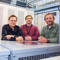 Center For Advanced Power Systems unveils world's most powerful electrical testing system