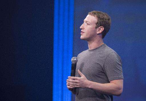 """CEO Mark Zuckerberg noted that Facebook was seeing """"strong growth in engagement around the world,"""" suggesting that use"""