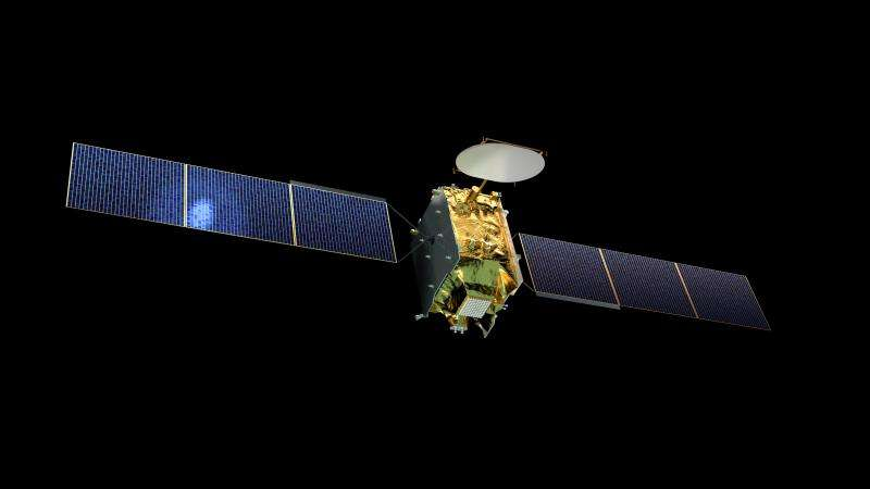 Chameleon satellite to revolutionise telecom market