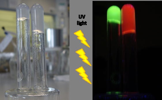Chemists create self-healing, luminescent wonder gels