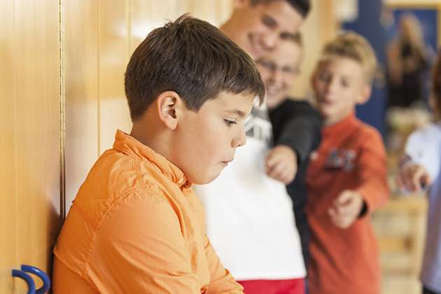 Child bullies most often pick on others for 'being fat'
