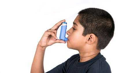 Childhood asthma rates down 10 percent in 10 years according to UK's oldest asthma survey