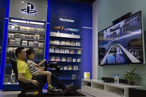China lifting ban on sales of video game consoles