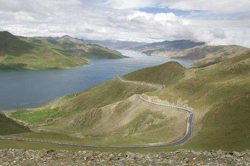 China's Qinghai-Tibetan plateau is essentially the world's largest water tank and the origin of some of Asia's most extensive ri