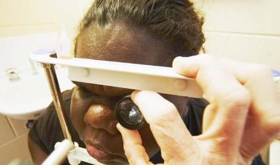 Closing the Australian eye health gap may be in sight