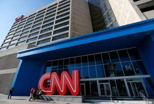 CNN, whose headquarters are pictured in Atlanta, Georgia, on November 29, 2012, has reached an agreement with US aviation regula
