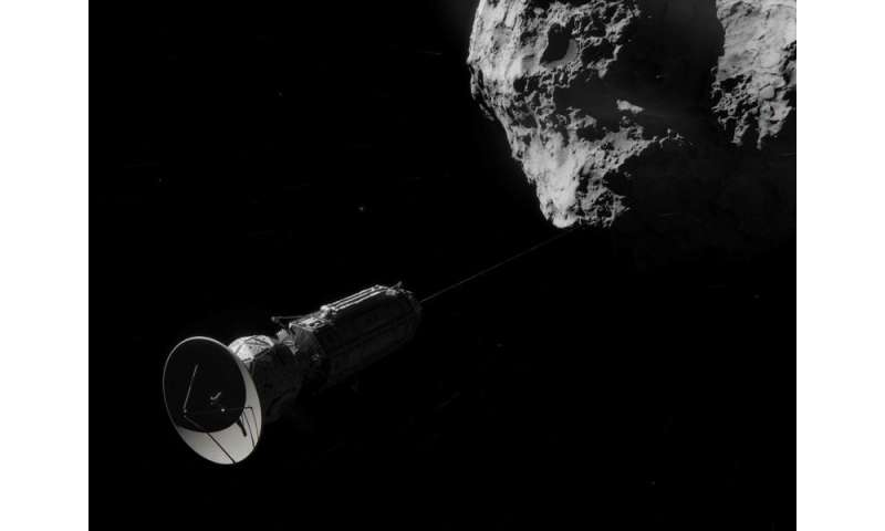 Comet Hitchhiker Would Take Tour of Small Bodies
