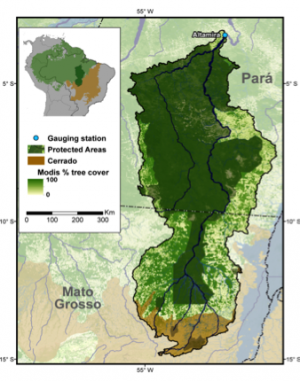 Conservation works: Forests for water in eastern Amazonia