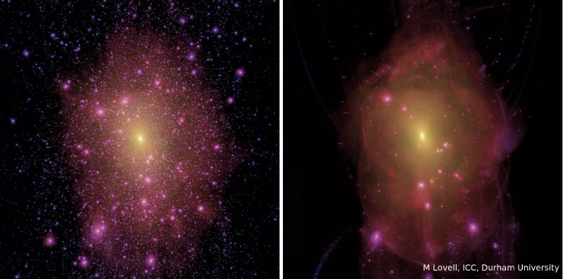 Cosmology looks beyond the standard model
