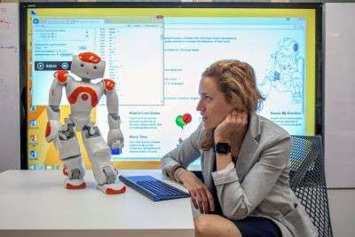 Could robots help unlock the mystery of autism spectrum disorder?