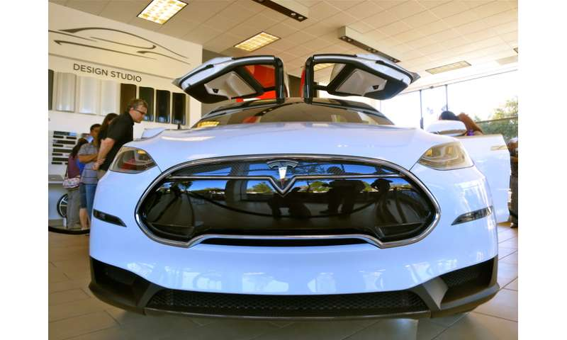 Could Tesla's Model X drive us towards electric cars for all?