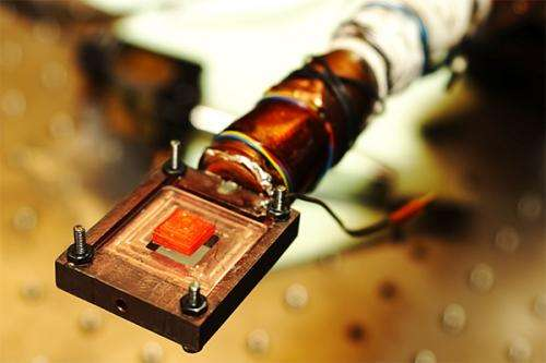 Crystal light: New light-converting materials point to cheaper, more efficient solar power