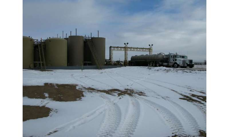 CU-Boulder, USGS: US mid-continent seismicity linked to high-rate injection wells