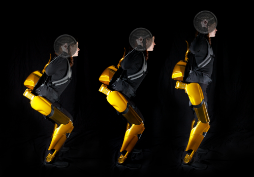 Custom tailoring robotic exoskeletons that fit to perfection