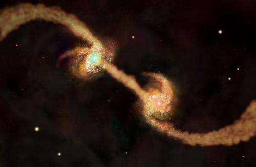 Dark matter guides growth of supermassive black holes