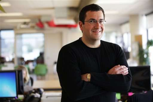 David Goldberg, tech exec married to 'Lean In' author, dies