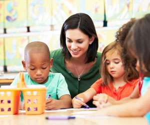Daycare doesn't lead to aggressive behavior in toddlers
