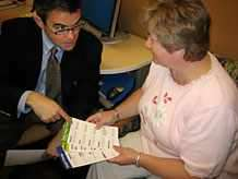 Decision aids help patients with depression feel better about medication choices