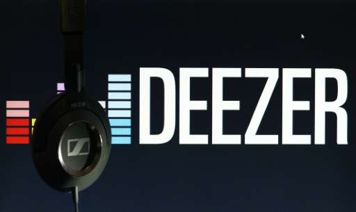 Deezer's catalogue of 35 million songs is available in 180 countries and has attracted 6.3 million subscribers