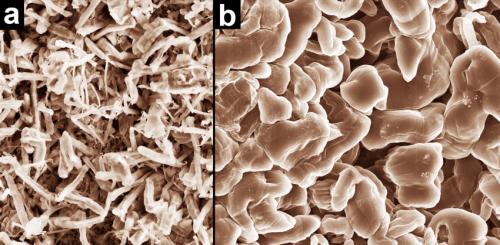 Dendrite eraser: New electrolyte rids batteries of short-circuiting fibers