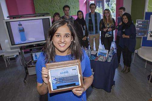 Dental students warn about hidden sugar in energy drinks and snacks