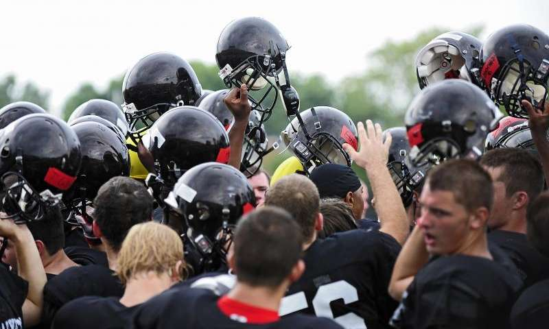 'Deviant brain metabolism' found in high school football players