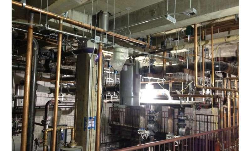 Diagnosing sick' buildings to save energy