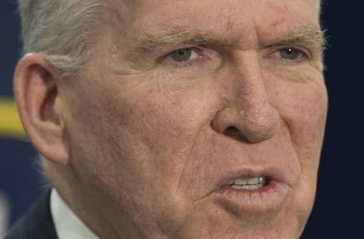 Director of Central Intelligence Agency John Brennan, pictured on December 11, 2014, had a private AOL email account hacked