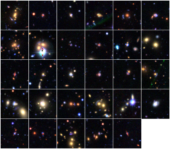 Discovery of potential gravitational lenses shows citizen science value