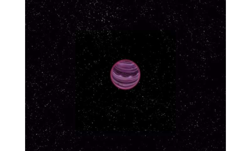 Distant world's weather is mixed bag of hot dust and molten rain