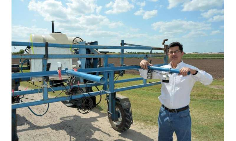Drones being honed to help farmers grow better crops
