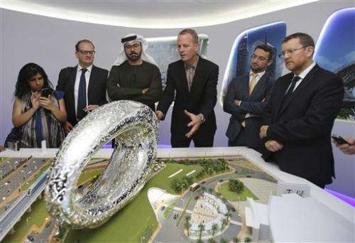 Dubai to curate next hot thing in 'Museum of the Future'