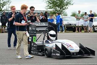 Dutch team's electric car wins Formula Student for second year in a row
