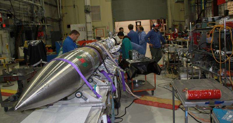 DXL-2: Studying X-ray emissions in space