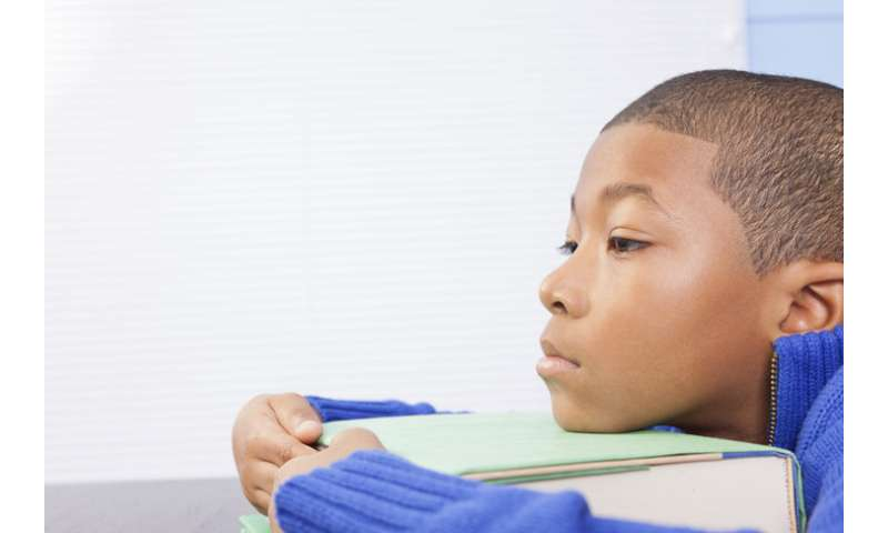 Early vocabulary delays suggest therapy needs later in life