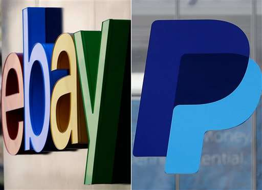 EBay, PayPal outline plans for after split