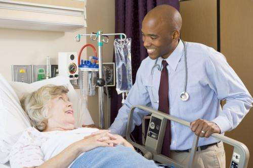 Emotional fit important between patient and doctor, research shows