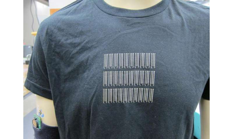 Engineers win grant to make smart clothes for personalized cooling and heating