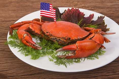 Estuaries protect Dungeness crabs from deadly parasites