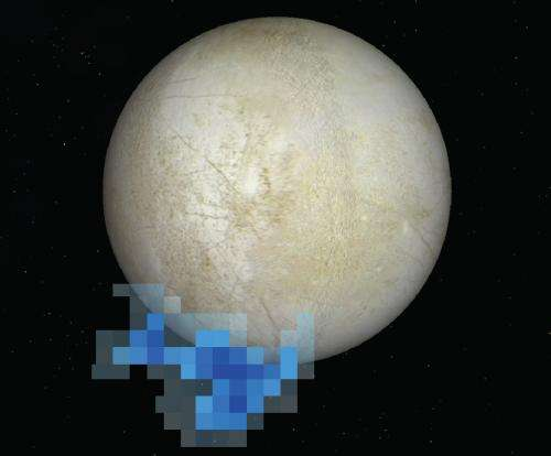 Europa's elusive water plume paints grim picture for life