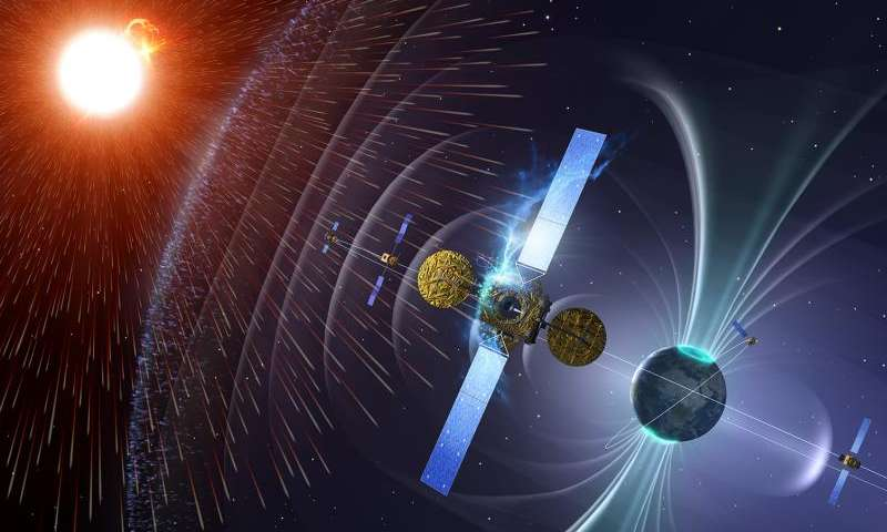 Europe comes together for space weather