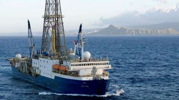 Expedition to unravel coastal seafloor's ancient secrets