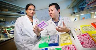 Experiments reveal key components of the body's machinery for battling deadly tularemia