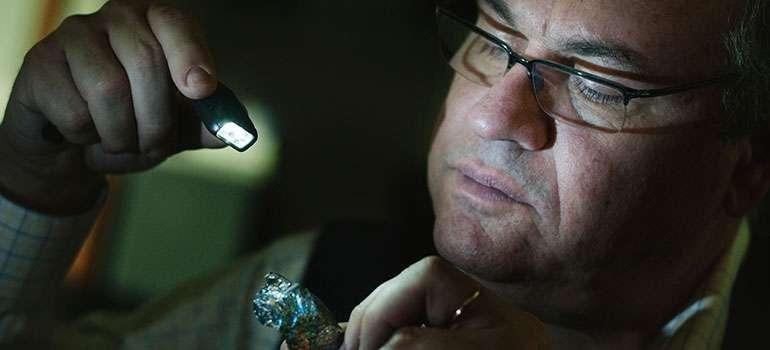Expert promotes safer gold mining