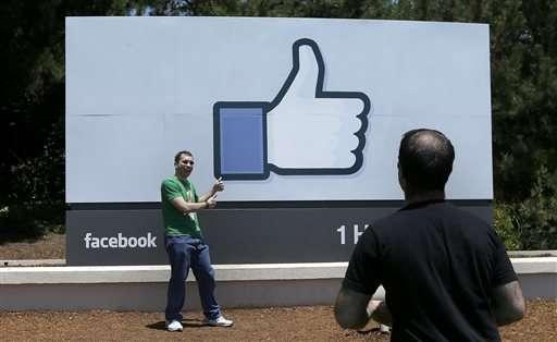 Facebook stock slides even as 2Q results soar