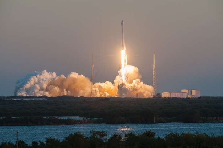 Falcon9 launch