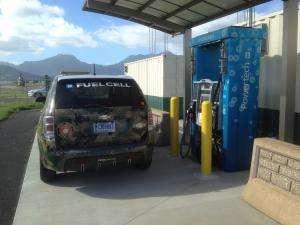 Fast-Fill hydrogen fueling station enabling zero emission transportation